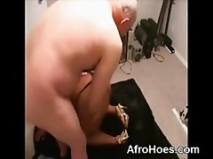 Hot Ass Busty Ebony Oral And Ready For Sex