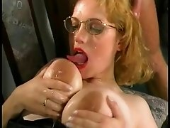 Natural Boobs Cumshot Compilation Part 1