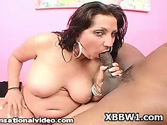 Extreme Fucking In Creamy Hot BBW Fanny