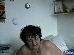 Dirty mature sluts get horny rubbing part6