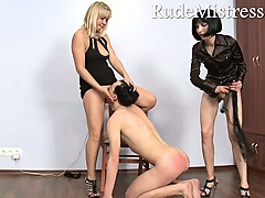 mistresses getting pussies licked