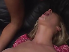 Busty British Ass to Mouth Cum Whore
