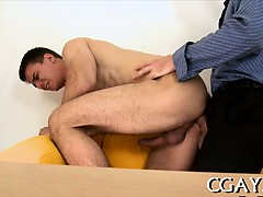 Obscene oral-service for lusty gay