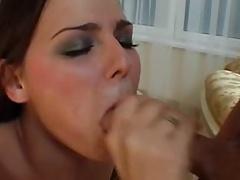 Hot Cum Filled Anal Babe!