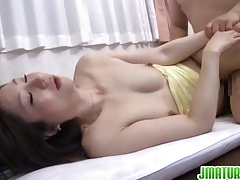 Mature Pussy Grinds Up And Down A Hard Cock
