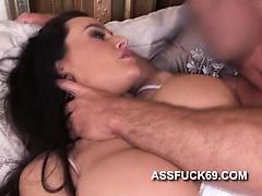 Lisa Ann hot old milf ass fucked