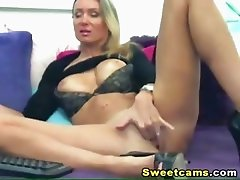 Tight Blonde Pussy HD